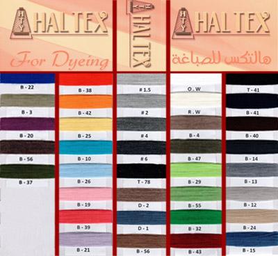 Hal Tex Yarn